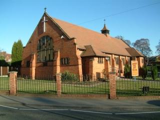 St Johns Church Heath Hayes
