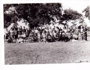 1966 Clacton Camp