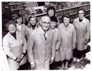 Eddie Davis retires 1978