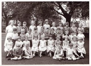 June 1959 Wimblebury infants