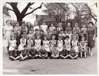 June 1960 Wimblebury infants