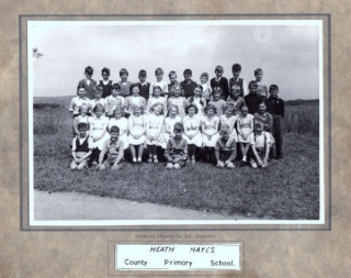 Heath Hayes County Primary School