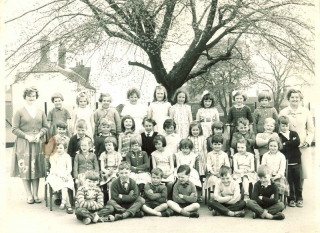 wimblebury road school 1960s