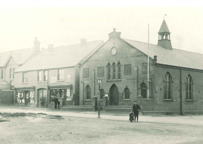 Bourne Methodist Chapel