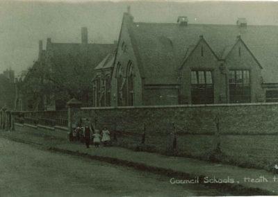 Council School Heath Hayes