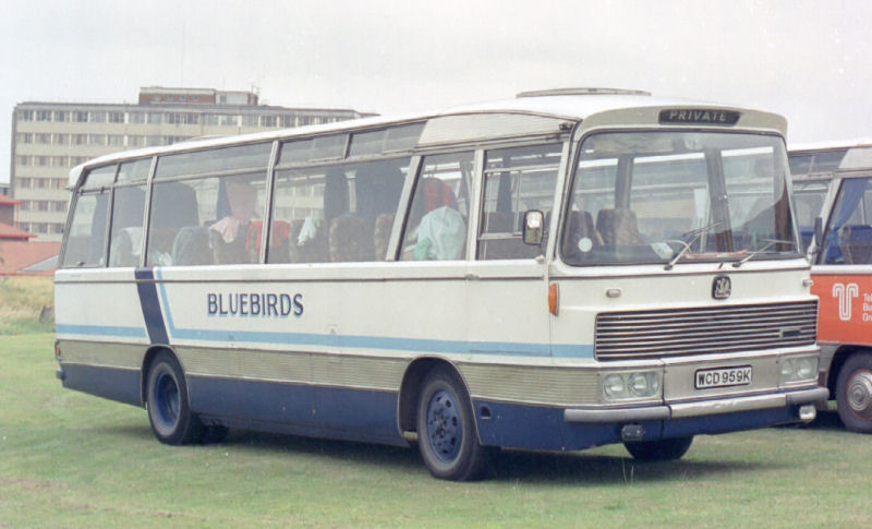 Burntwood Bluebirds Coach Kevin Ellis