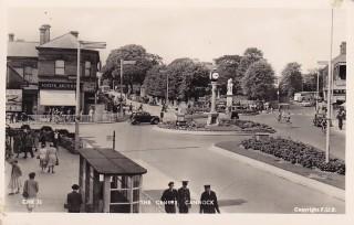 Cannock_Town_Centre