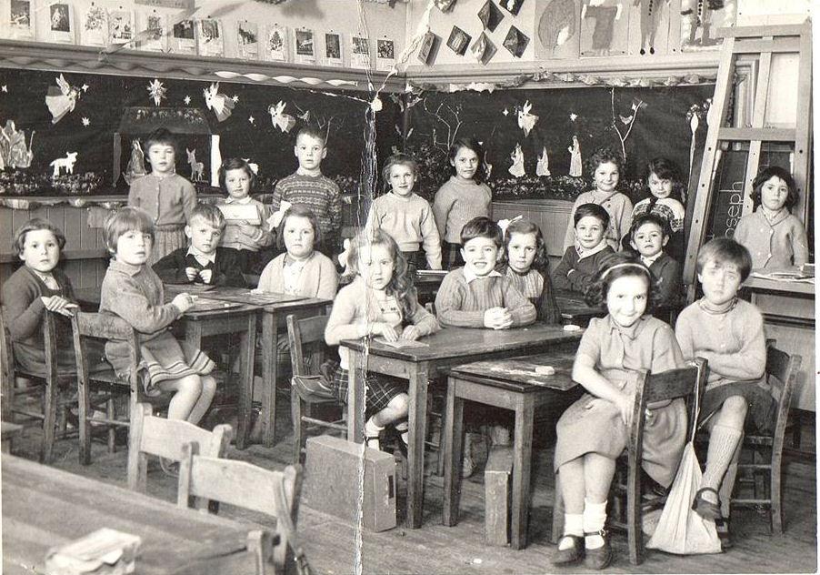 Wimblebury Road School 1961