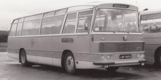 37 Bedford/duple body/Leyland engine