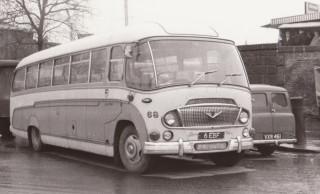 40 Bedford/Leyland Engine