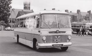 43 Bedford/Leyland engine/duple body