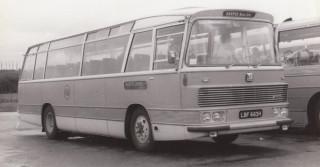 46 Bedford/duple body/Leyland engine
