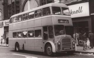 70 Leyland engine