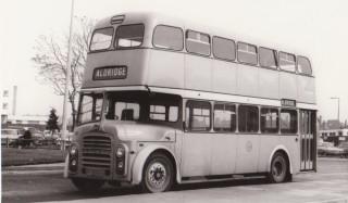 71Leyland engine