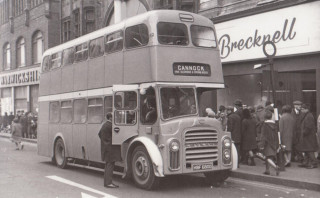 74 Leyland engine