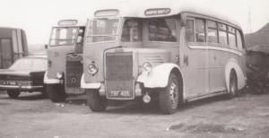 Harpers Buses Alan Edgar