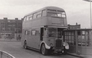 79 Leyland TRL Ex London Transport
