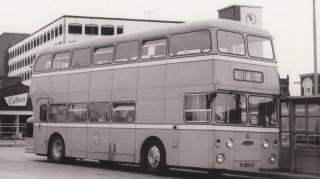85 Daimler Fleetline