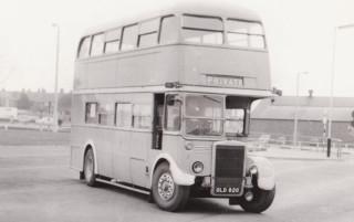 92 Leyland ex london transport