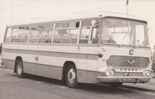 110 Bedford/Leyland engine/duple body