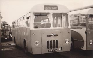113 Leyland/Harper Bros body