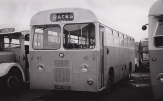 114 Leyland/Harper Bros body