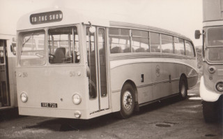 118 Leyland/downgraded to Bus from Coach