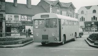 127 Leyland by War Memorial Cannock