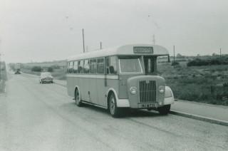 137 Crossley Harper Bros body at Norton Canes