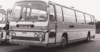 22 Leyland/Paxton Body