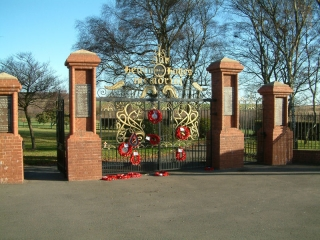 Memorial Gates Five Ways