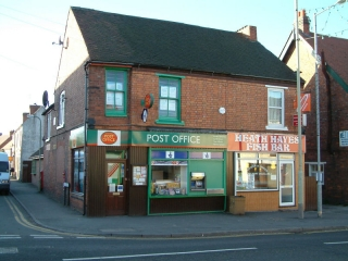 Post 0ffice Hednesford Road