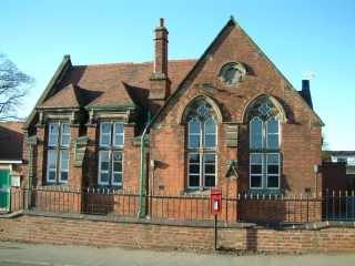 Wimblebury Road School