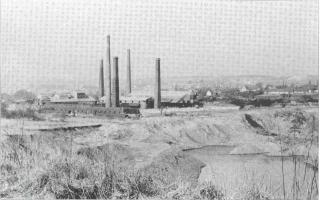 Hednesford Brickworks