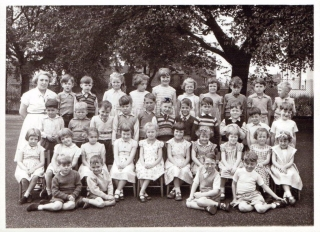 June 1959 Wimblebury infants