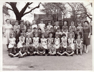 June 1960 Wimblebury infants