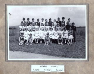 Heath Hayes County Primary School