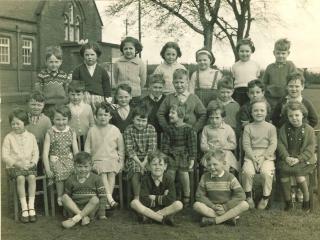 wimblebury road school 1960s