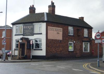 Fiveways Inn 1