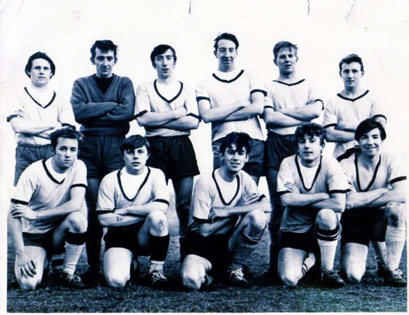 Fiveways Football Club 1960s