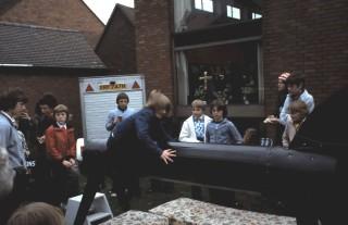 St John's 75th May 1978