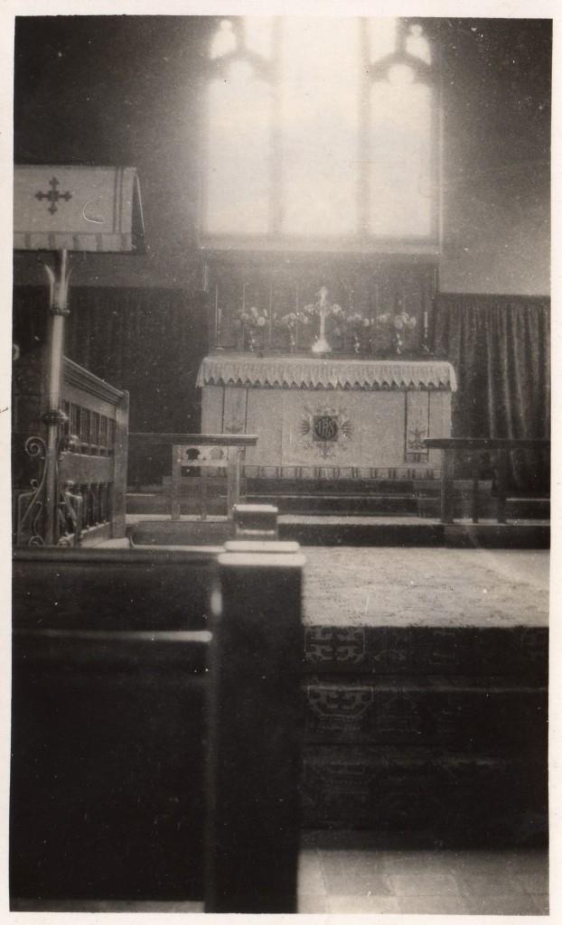 St John's Church Altar