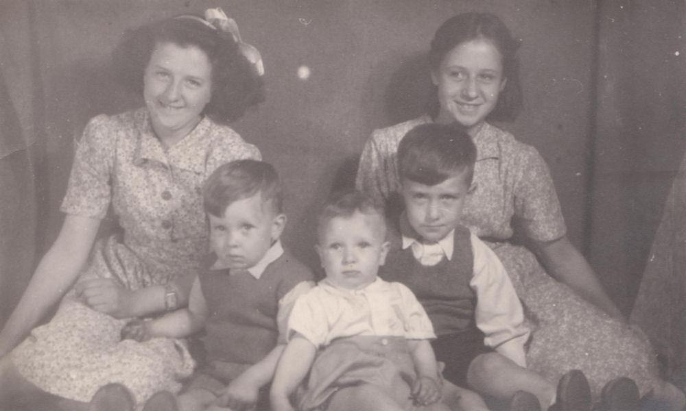 Edwin Thacker 'Family'