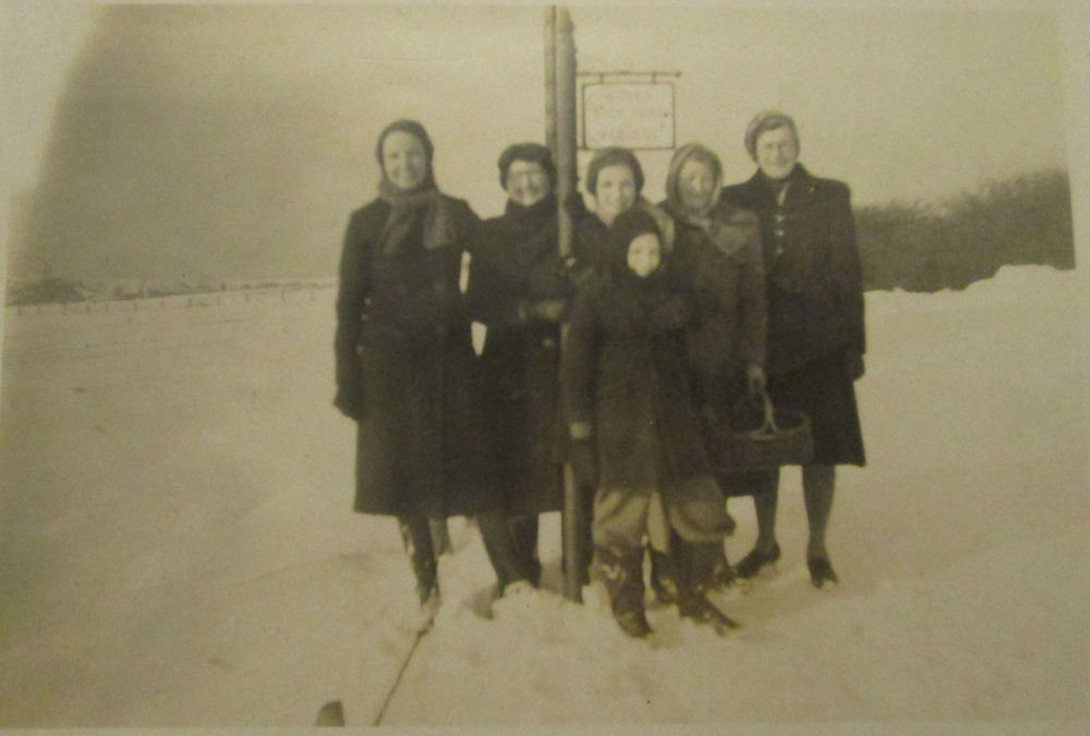 The Memorable Snow of February 1947